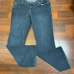 Torrid size 16 bootcut relaxed jeans